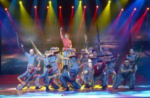 红色舞蹈--广州起义纪念馆
